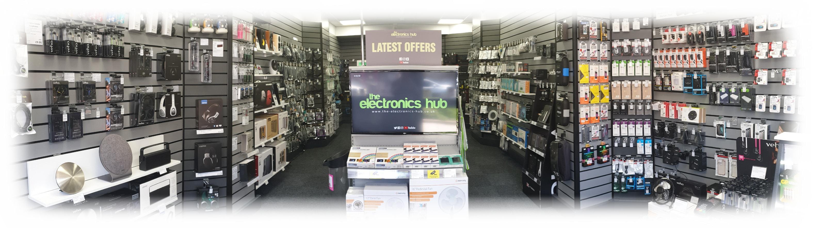 The Electronics Hub Panoramic