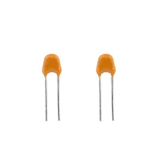 Ceramic Capacitors 2pk